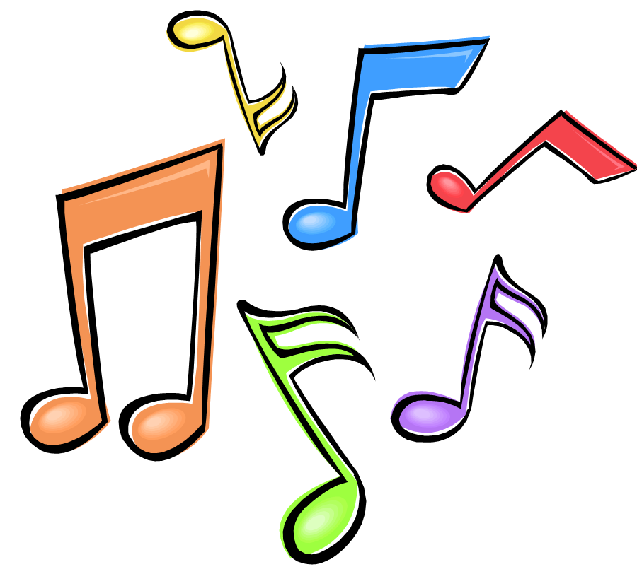900x812 Music Notes Clipart