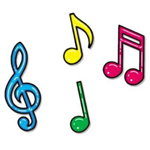 300x300 Music Notes Clipart Teacher