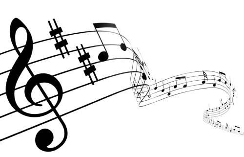 500x321 Sheet Music Symbols, Music Note Symbols