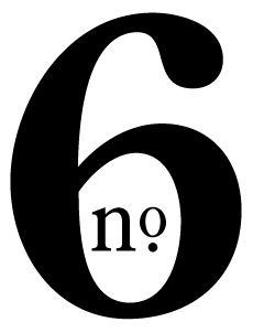 Pictures Of Number 6