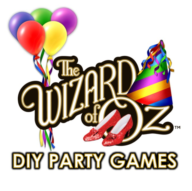 668x663 Creative Wizard Of Oz Games For Your Kids Wizard Of Oz Theme Party!