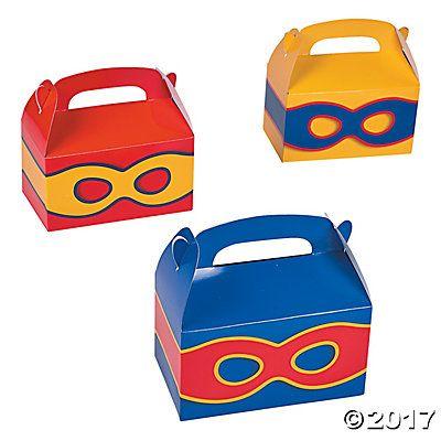 400x400 Best Superhero Favors Ideas Superhero Party