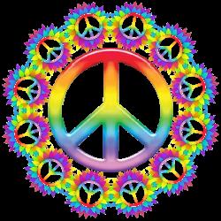 250x250 Clip Art 3 Colors Of Peace