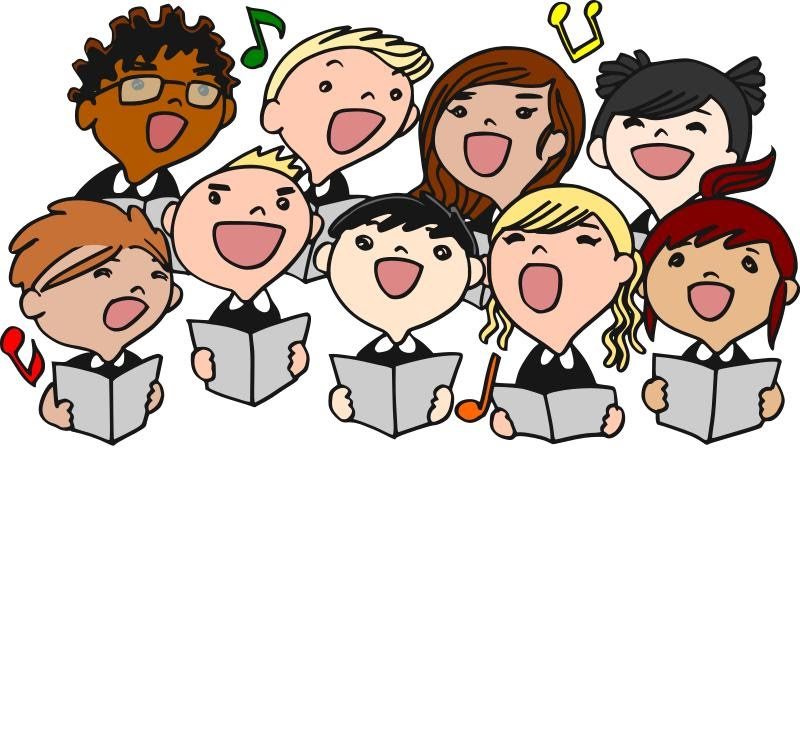 Pictures Of People Singing In Church | Free download best Pictures