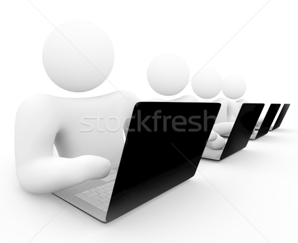 600x488 People Working Stock Photos, Stock Images And Vectors Stockfresh