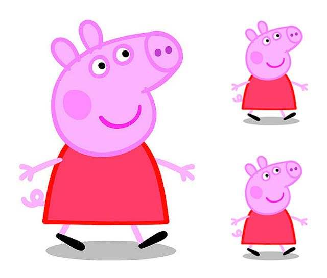 640x545 Peppa Pig Clipart Many Interesting Cliparts