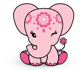 Pictures Of Pink Elephants