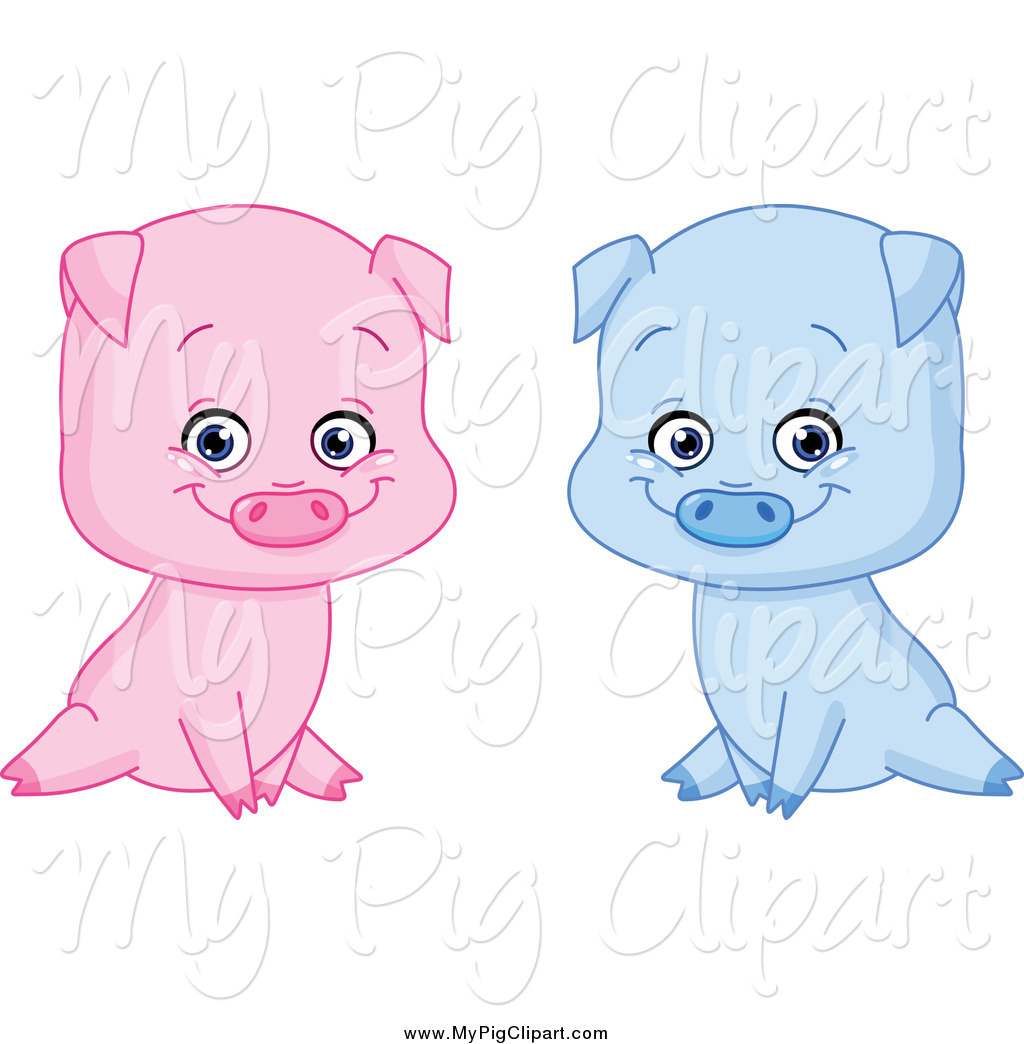 1024x1044 Royalty Free Cute Stock Pig Designs