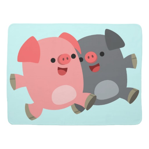 512x512 Cute Pig Cartoon
