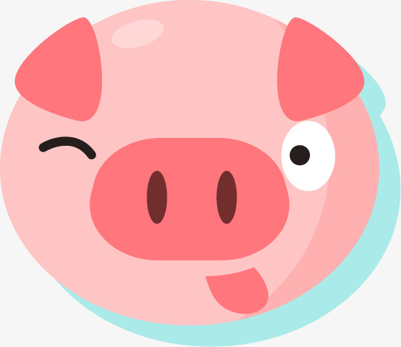 563x488 Pigs Like Silhouette, Tongue, Pink Pig, Lovely Png Image For Free