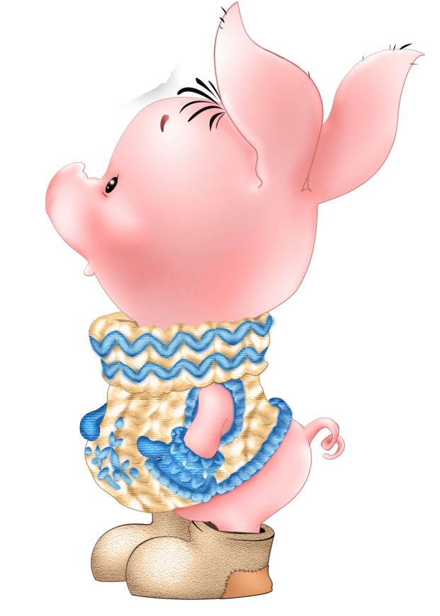 621x870 45 Best Pig Images Crayon Art, Piglets And Clipart