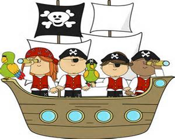 358x285 Pirates Of The Caribbean Clipart Pirate Ship