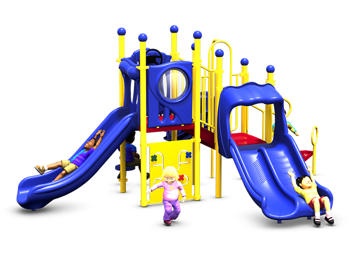 700x516 Sunnyville Play Structure