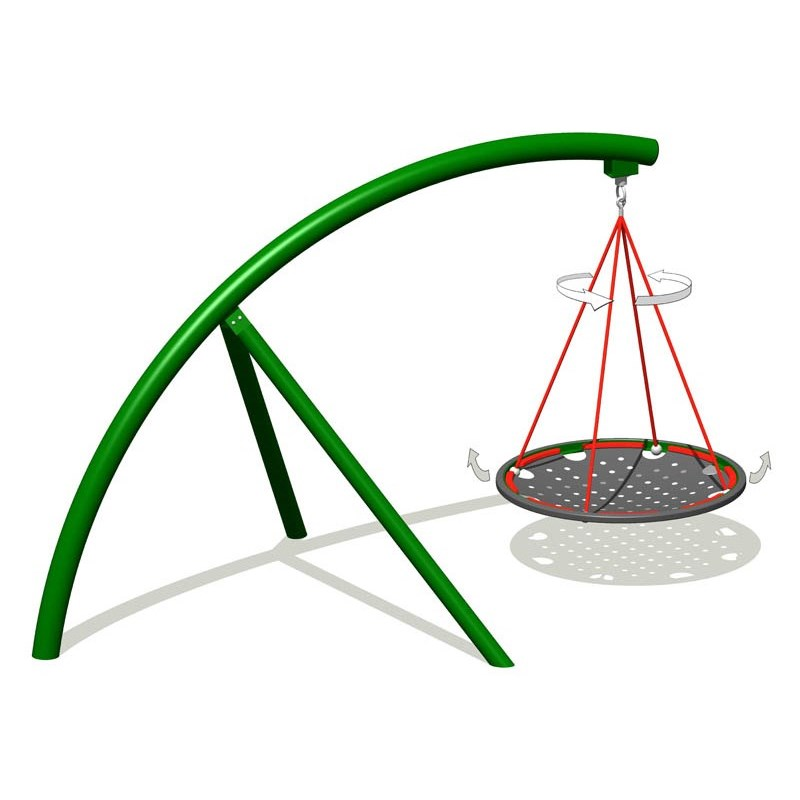 800x800 Swing Clipart Playground Equipment