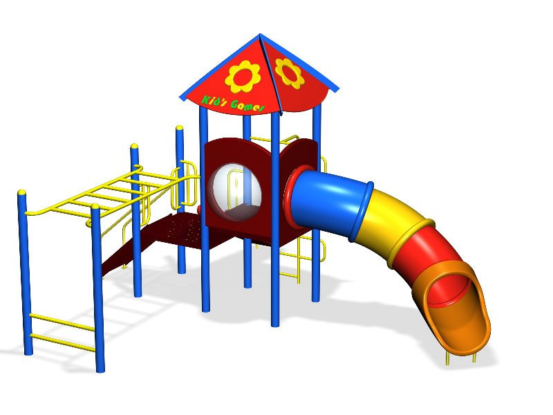 800x600 Children Playground Equipment Kids Zone