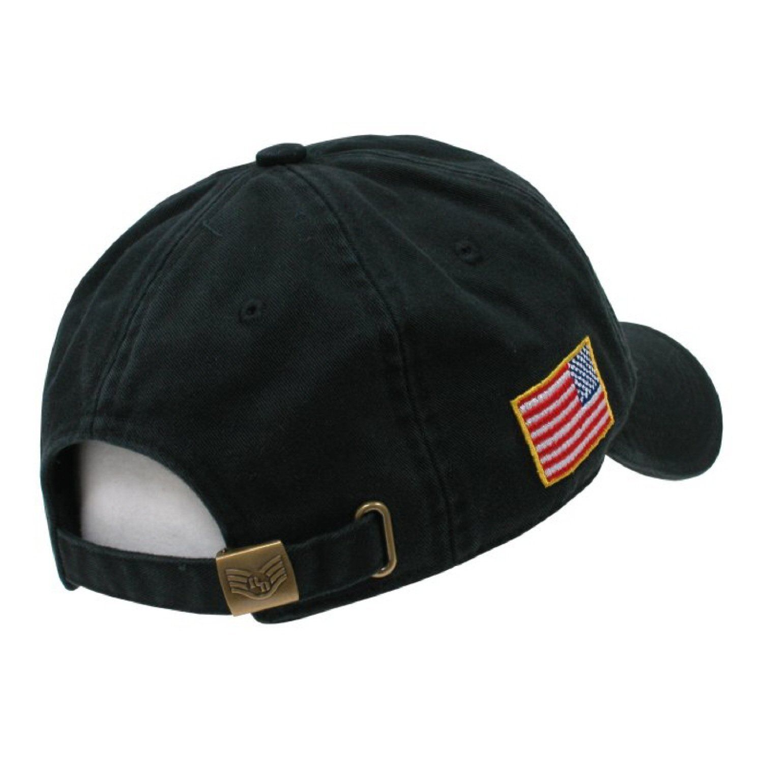 1500x1500 Black Police Officer Cops Low Profile Baseball Cap Caps Hat Hats