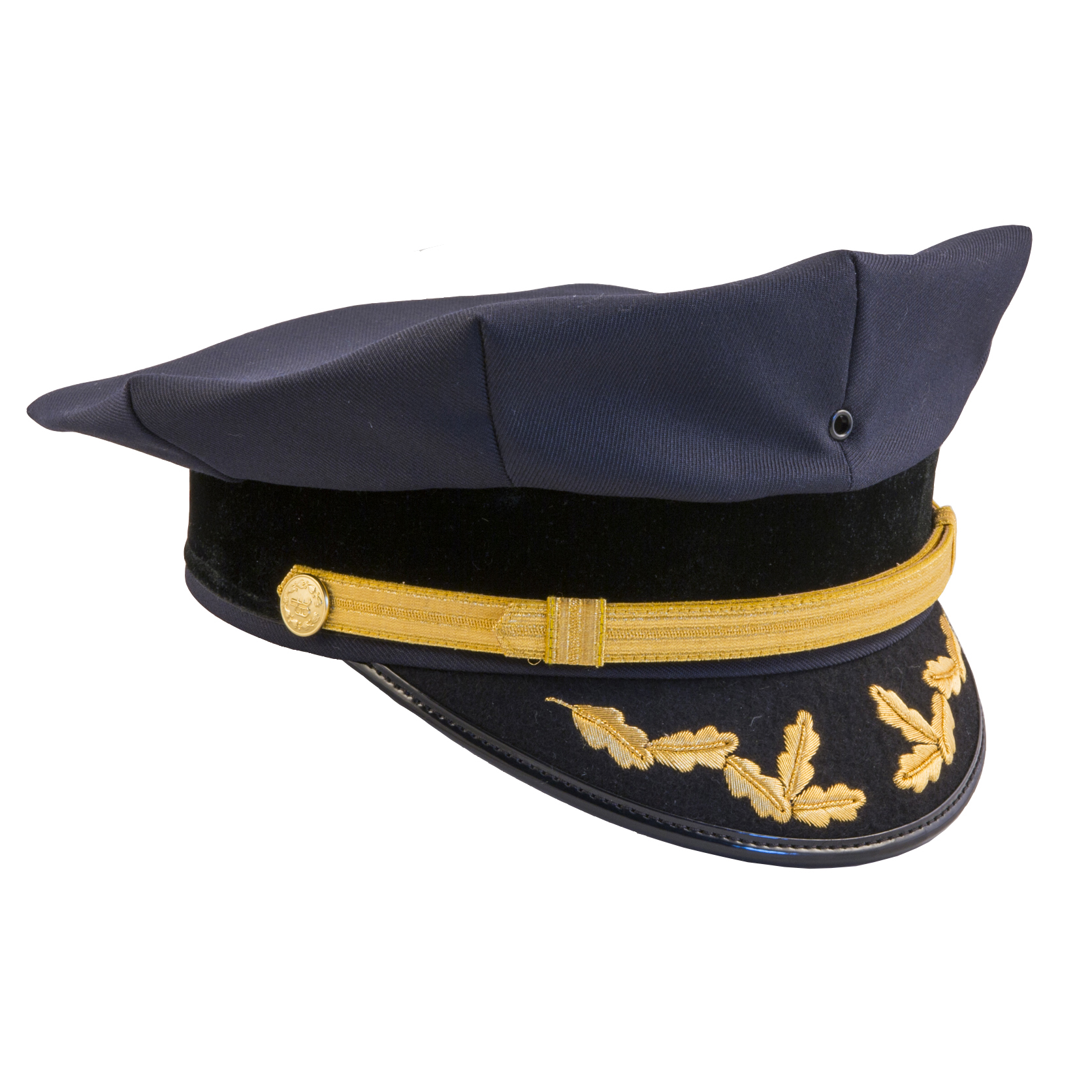 1672x1672 8 Point Cap Style No. Nypd Chief Bayly Hats