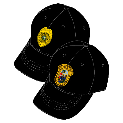 400x400 Miami Dade Police Hat Copshop
