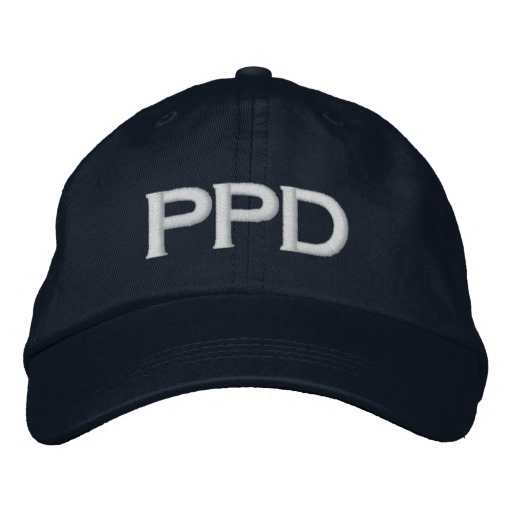 512x512 Paradise Police Department Hat