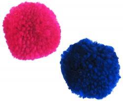 250x206 Spot (Ethical Pet) Wool Pom Poms With Catnip