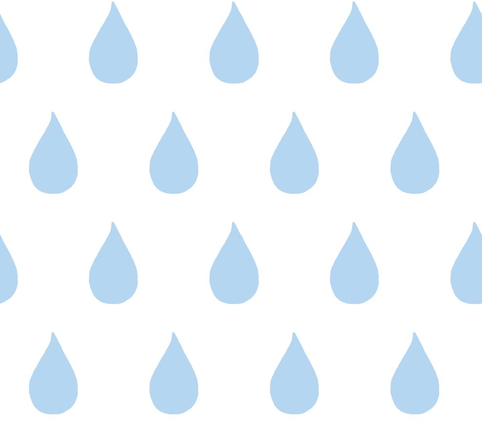 988x904 Rain Drops Clipart