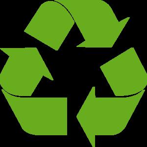 300x300 Recycling Symbol Green Clip Art