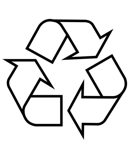 435x518 Recycling Symbols, Decoded Real Simple
