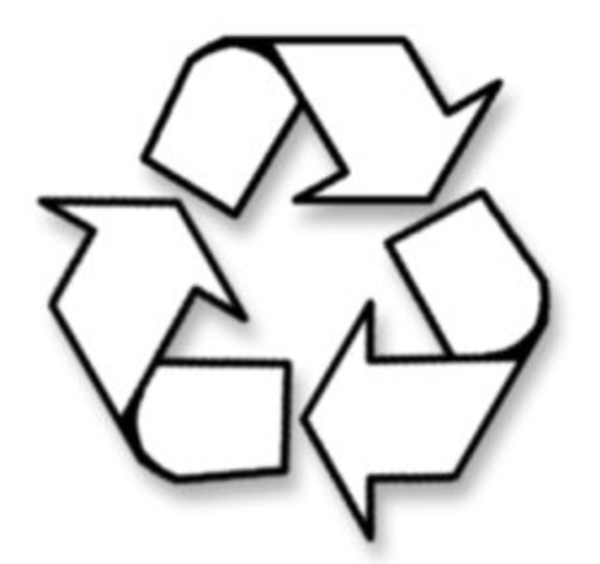 600x564 Recycling Symbols Free Images