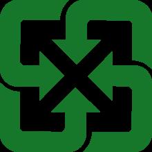 220x219 Recycling Symbol