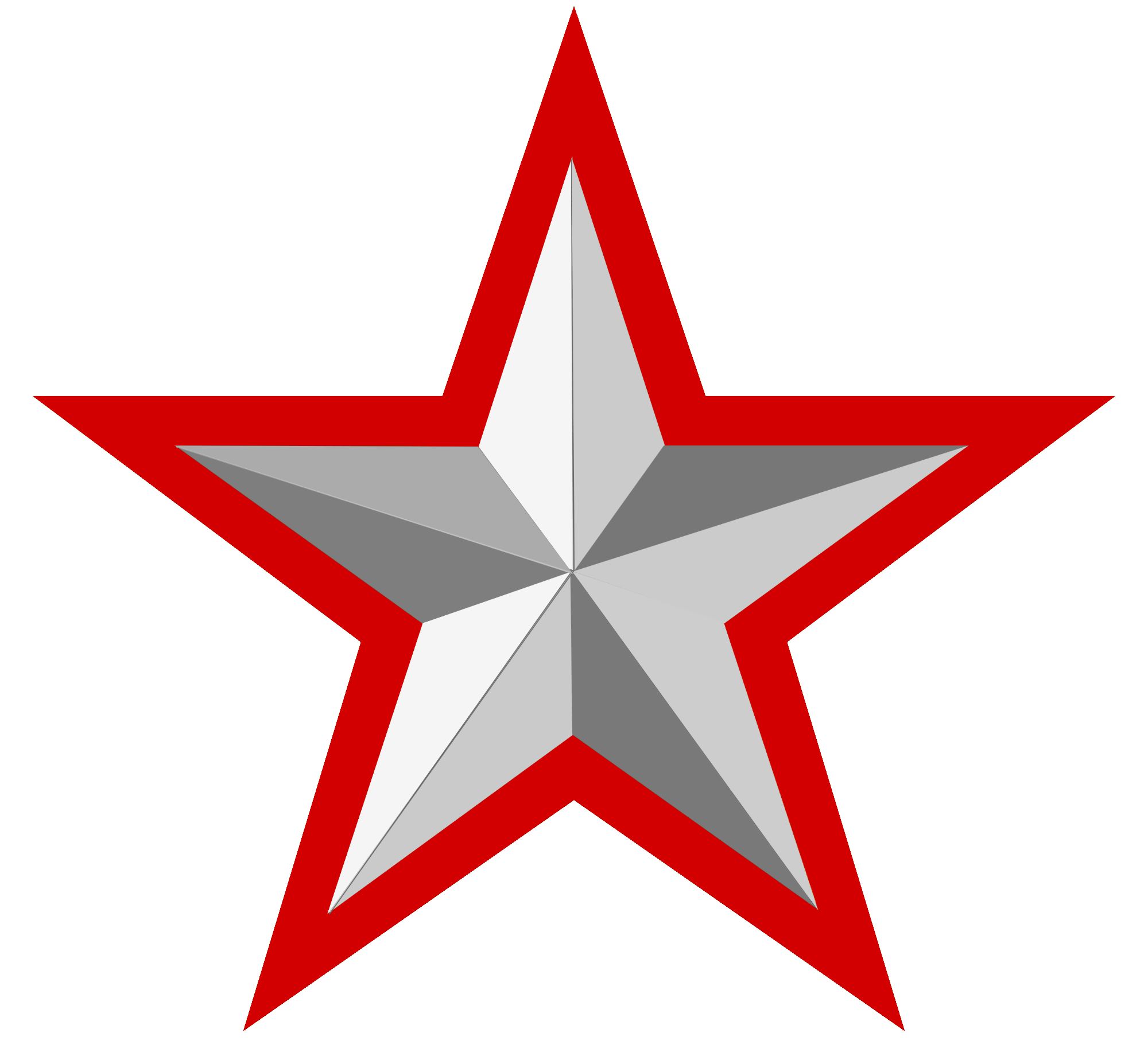 2000x1833 Filesilver Star With Red Border.png