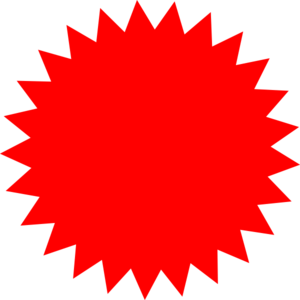 300x300 Red Star Images Clip Art