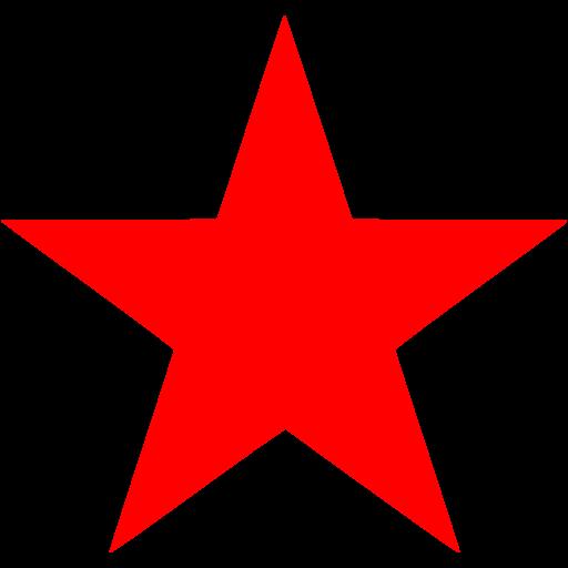 512x512 Redstars