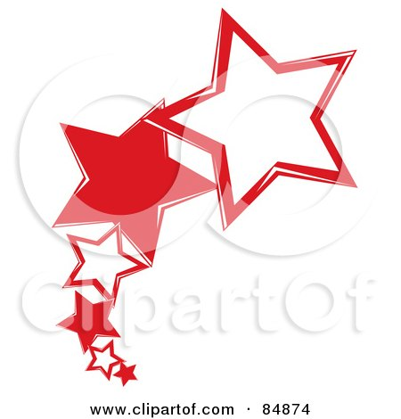 450x470 Royalty Free (Rf) Red Star Clipart, Illustrations, Vector Graphics