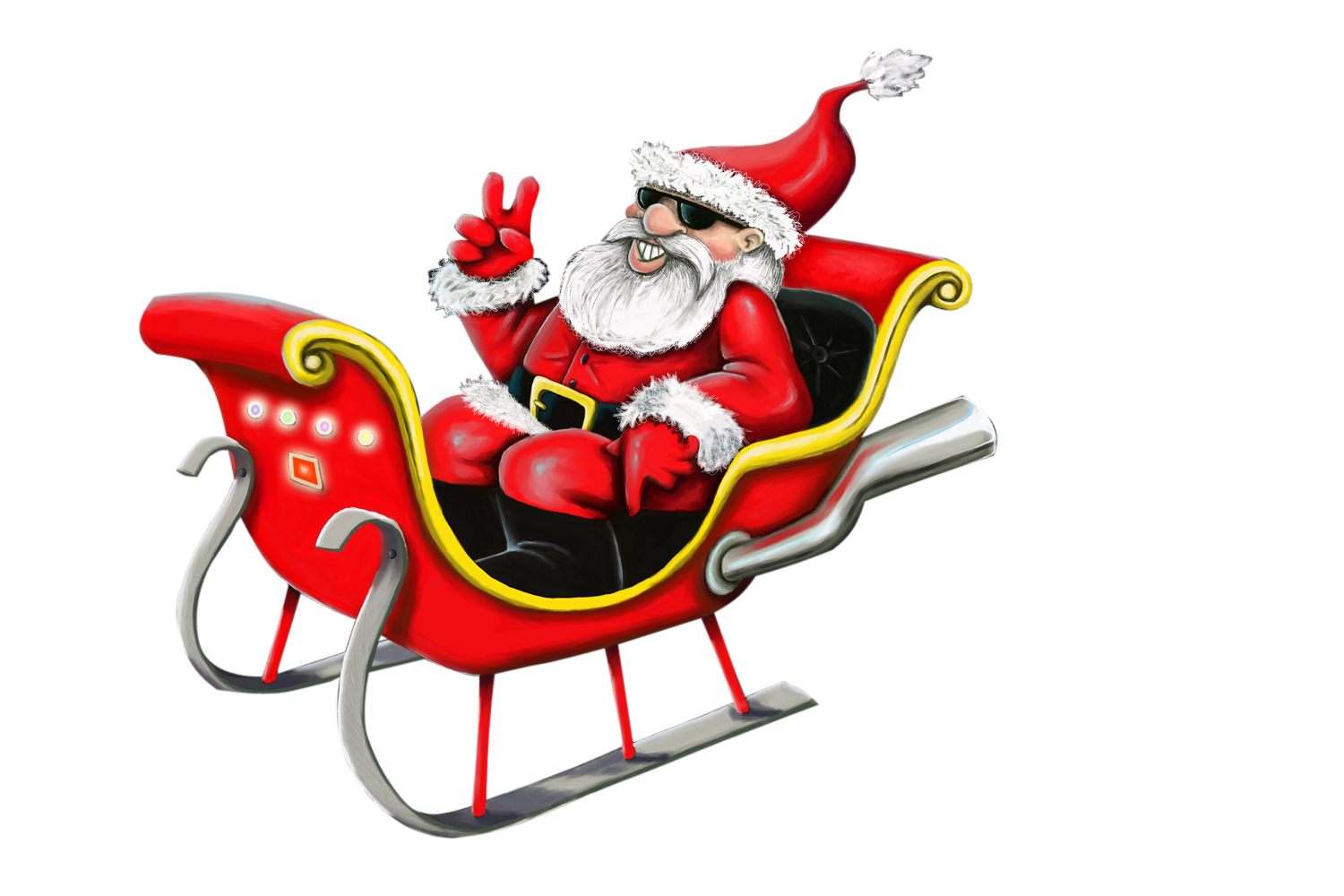 1500x1000 Santa Claus Png Transparent Images Png All