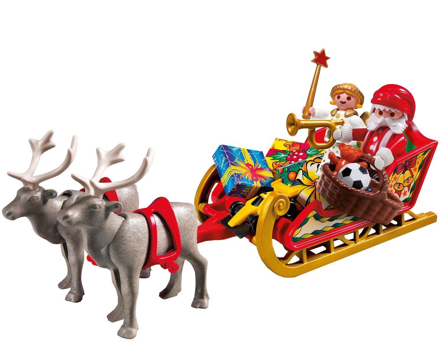 1492x1193 Playmobil Santa's Sleigh Toys Amp Games