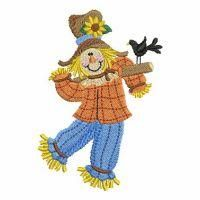 Pictures Of Scarecrows