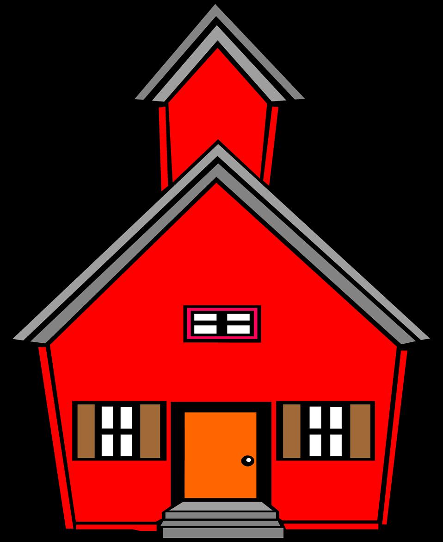 958x1170 School House Clipart