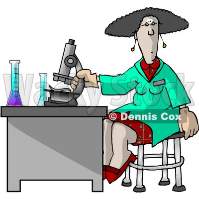400x400 Scientists Clipart By Djart Page