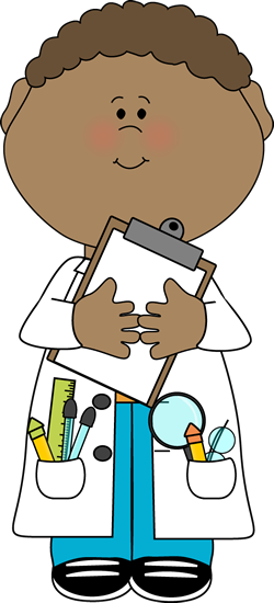 250x550 Boy Scientist With Clipboard Postacie Do Opisania