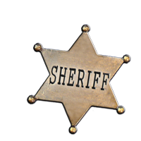 200x200 How To Run For Sheriff Badge I'Ll Accomplish The Impossible