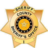 190x189 Sheriff Badge Clipart Many Interesting Cliparts
