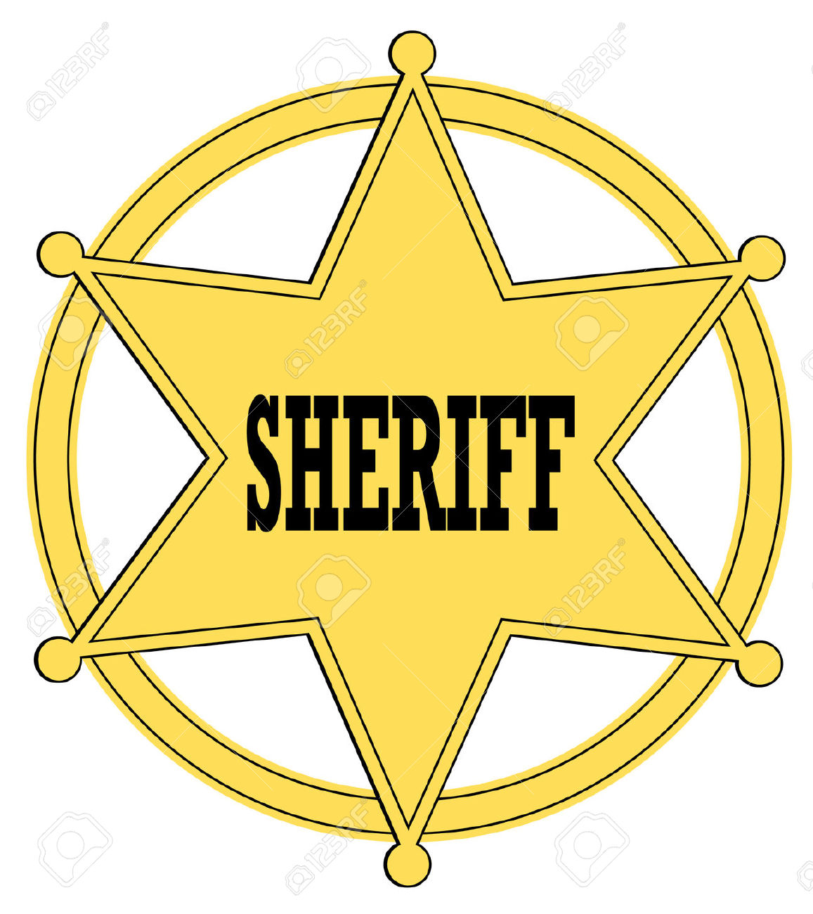 1157x1300 Sheriff Badge Stock Photos, Pictures, Royalty Free Sheriff Badge