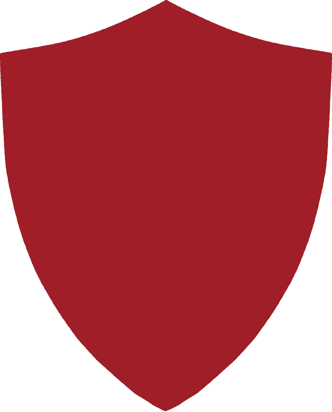 1305x1620 Free Shield Clipart Image