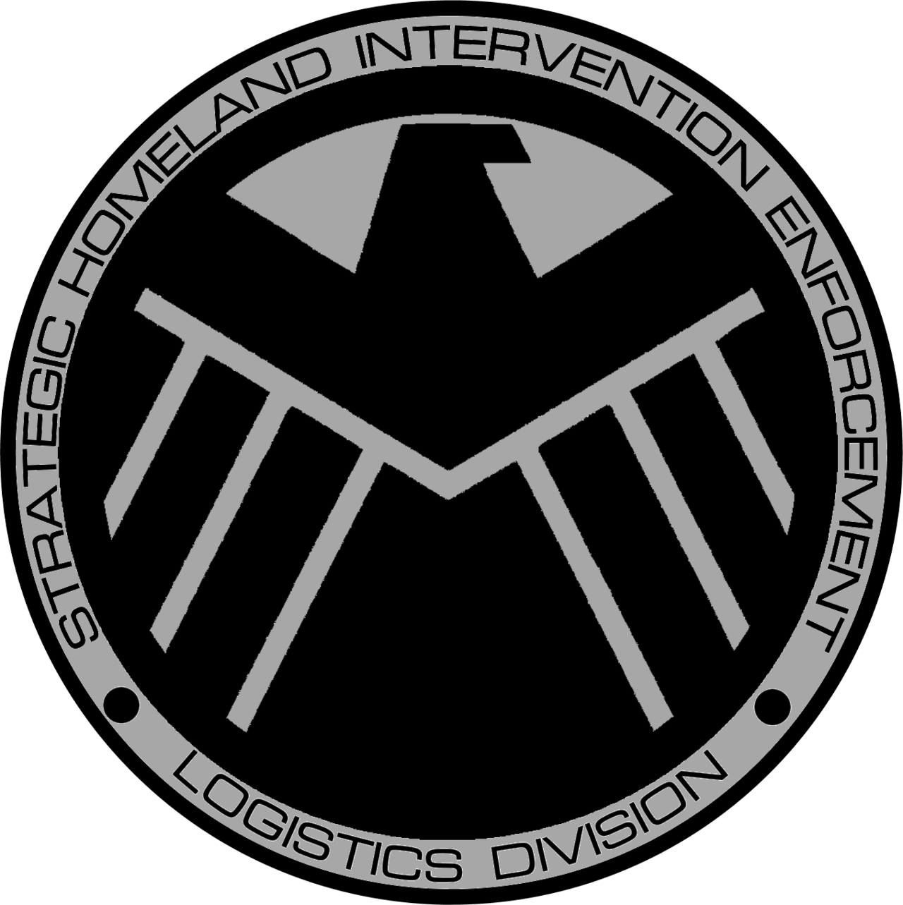 1280x1283 Marvel's Agents Of Shield Air Forces Insignia By Viperaviator