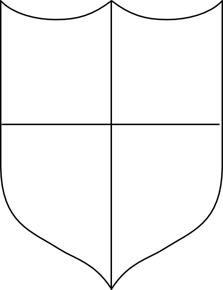 456x593 28 Images of Heraldic Shield Template