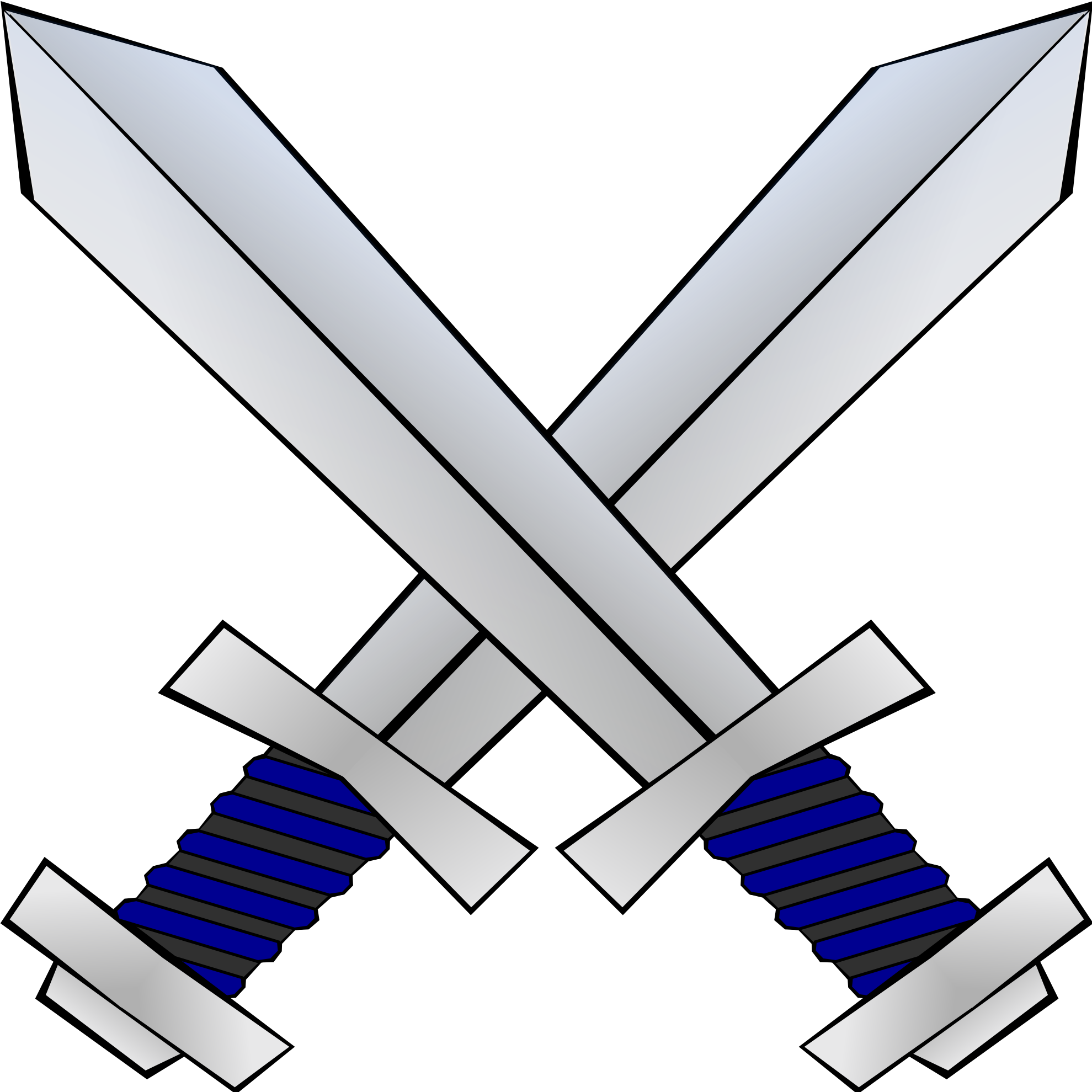 1979x1979 Cross sword and shields clipart –