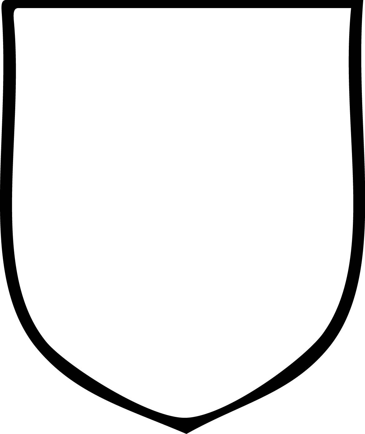 1176x1398 Heraldic Shields Clip Art (31+)