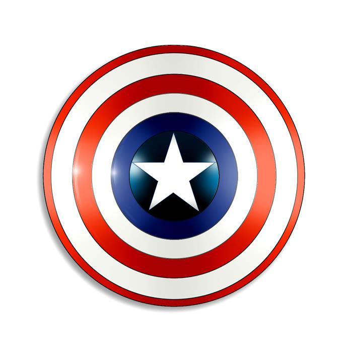 691x691 Avengers shields clipart