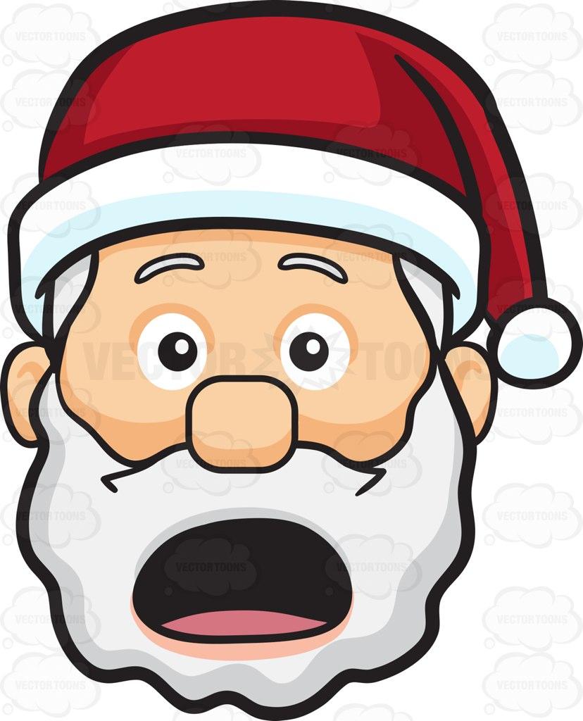 828x1024 Shocked Emoji Clipart