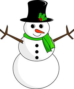 248x300 Free Snowman Clipart Clipart Panda